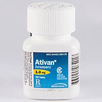 life insurance with ativan use